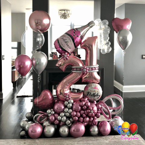 Celebrate Balloon Bouquets