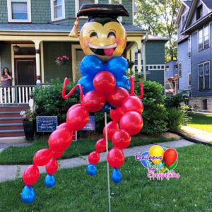 Dacing Balloon Grad