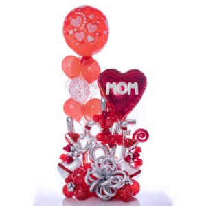 Amour Mom Balloon Bouquet