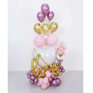 Dear Balloon Bouquet