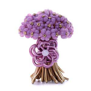 Extraordinary Flowers Up Balloon Bouquet