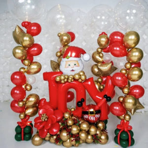 Holiday Festivities Bouquets
