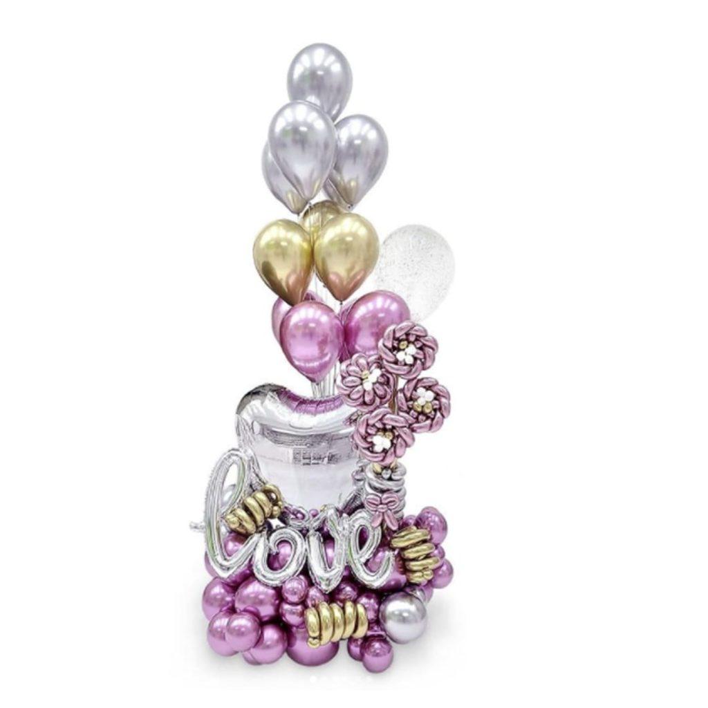 Love Balloon Bouquet