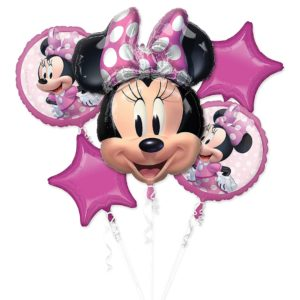 Minnie Mouse Forever Balloon Bouquet
