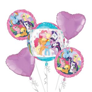 My little pony birthday balloons