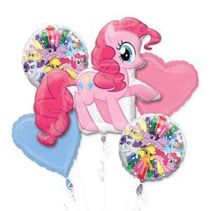 Pinkie Pie Birthday Balloons