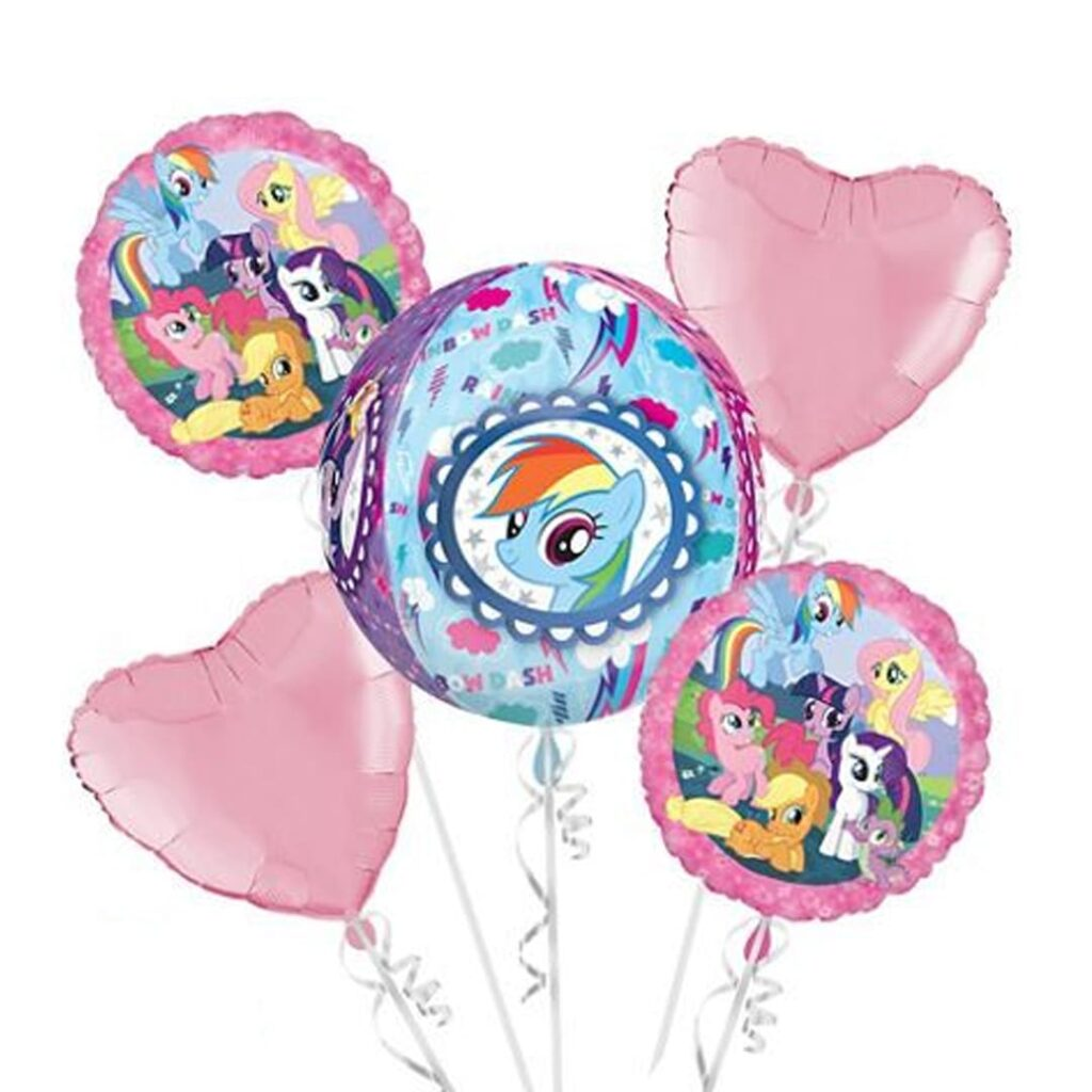 My little pony party balloons
