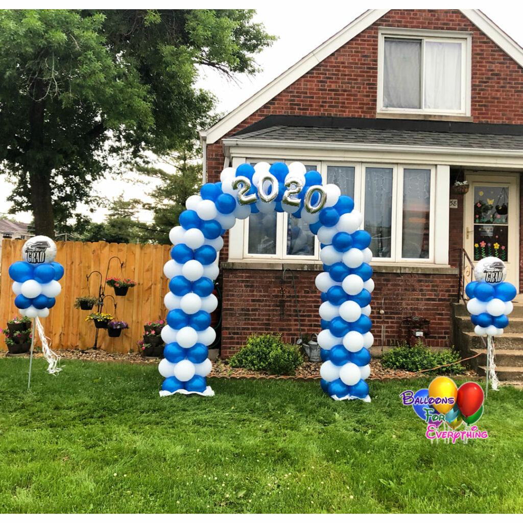 Graduation Balloon Yard Set